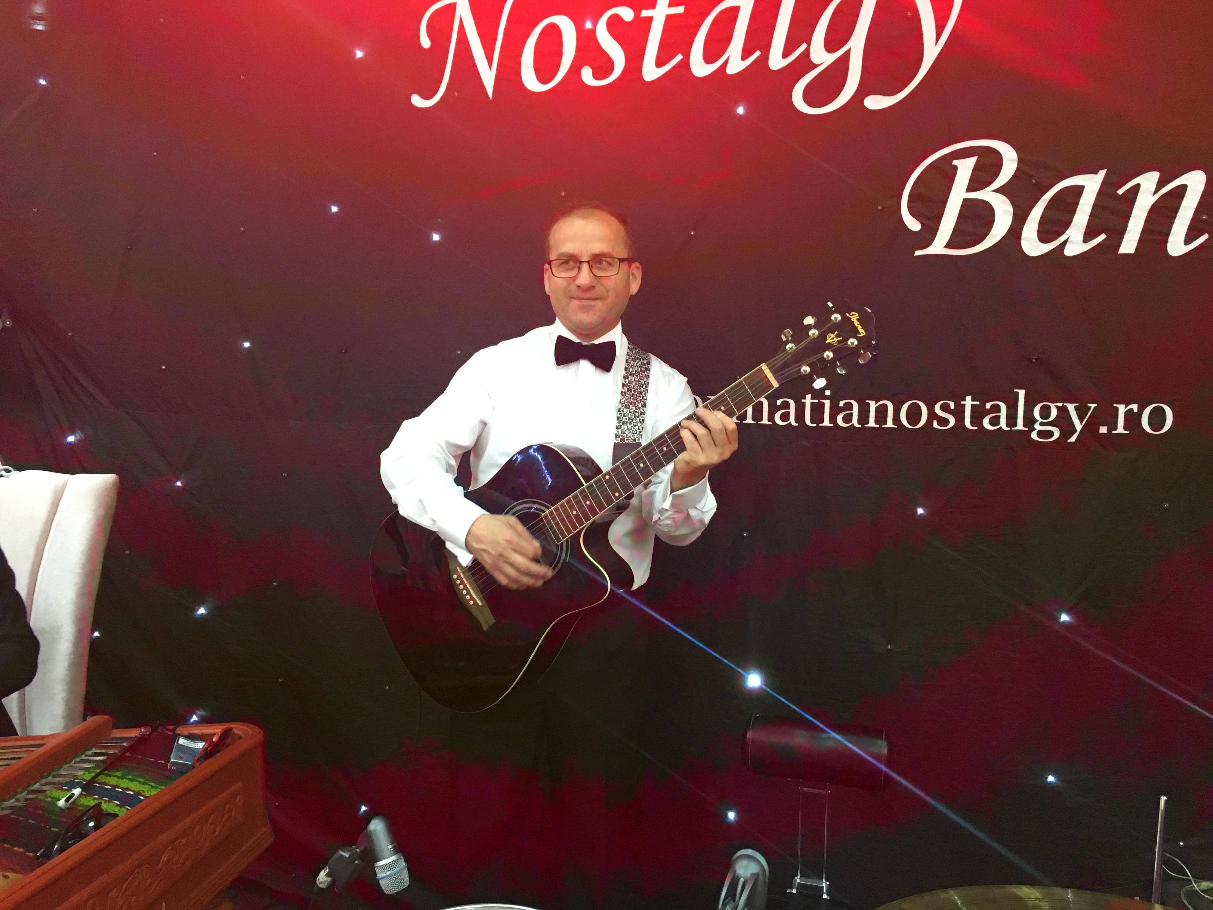 formatie nunta Nostalgy Taraf&Band- Have you ever seen the rain 2016