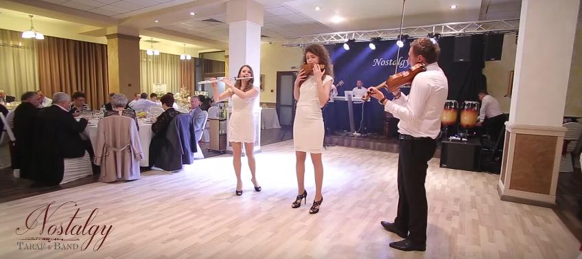 formatie nunta Nostalgy Taraf&Band Moment Instrumental Nunta 2015